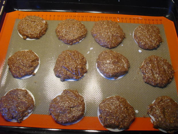 Uschi´s Lebkuchen mit Schoko-Glasur - Rezept - Bild Nr. 6804