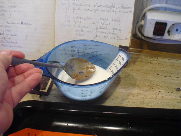 Uschi´s Lebkuchen mit Schoko-Glasur - Rezept - Bild Nr. 6805