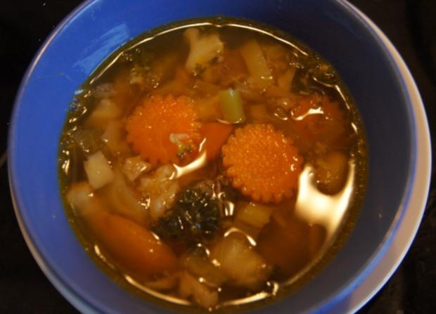 Rindfleisch-Gemüsemix-Eintopf - Rezept - Bild Nr. 2