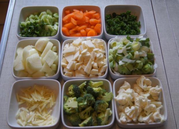 Rindfleisch-Gemüsemix-Eintopf - Rezept - Bild Nr. 7