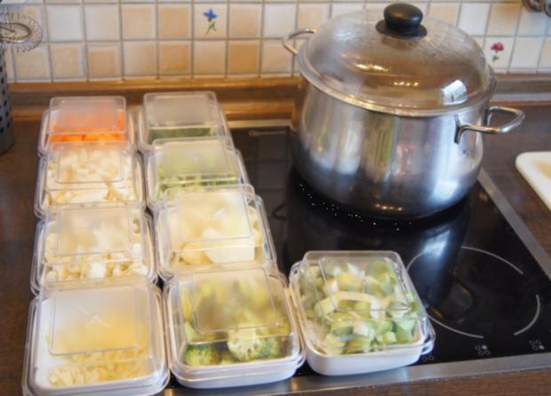 Rindfleisch-Gemüsemix-Eintopf - Rezept - Bild Nr. 8