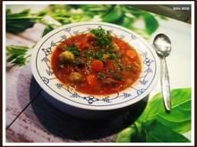 Gemüsesuppe mit Schlank-Effekt - Rezept - Bild Nr. 2