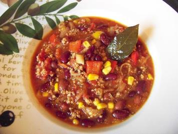 Neue Chili Con Carne Mit Mais Rezepte 2019 Kochbarde