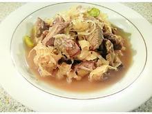 Sauerkrautsuppe - Rezept - Bild Nr. 6761