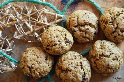 Rezept: Plätzchen: Kürbis-Kekse