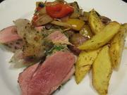 Fleisch: Lombo a´la Gremolata - Rezept - Bild Nr. 6773