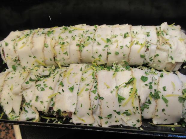 Fleisch: Lombo a´la Gremolata - Rezept - Bild Nr. 6777