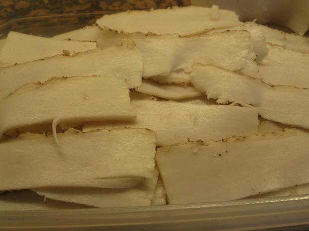 Fleisch: Lombo a´la Gremolata - Rezept - Bild Nr. 6781