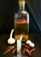 Aromatisiertes Oliven-Butteroel - Rezept - Bild Nr. 6787