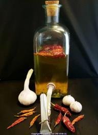 Rezept: Aromatisiertes Oliven-Butteroel
