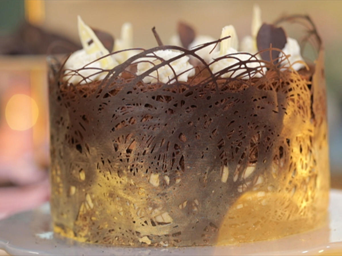 Schokoladentorte Die Eberhard Torte Rezept Kochbar De