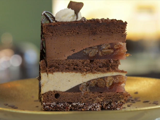 "Schokoladentorte – ""Die Eberhard-Torte"" - Rezept - Bild Nr. 3"