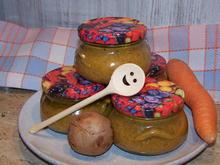 Gemüse Paste Nr. 2 Mit etwas anderen Zutaten - Rezept - Bild Nr. 6786
