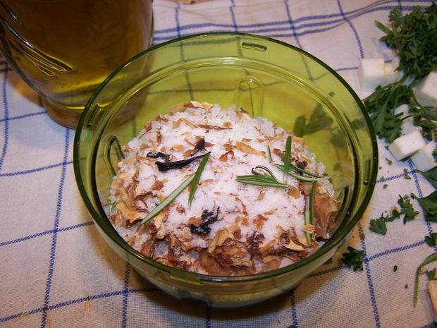 Gemüse Paste Nr. 2 Mit etwas anderen Zutaten - Rezept - Bild Nr. 6788