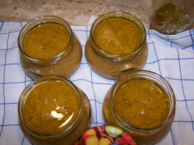 Gemüse Paste Nr. 2 Mit etwas anderen Zutaten - Rezept - Bild Nr. 6791