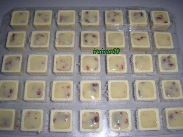 Joghurt - Cranberry - Pralinen - Rezept - Bild Nr. 6812