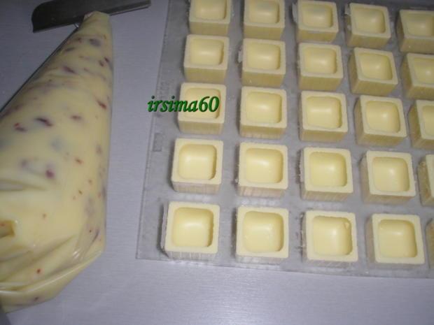 Joghurt - Cranberry - Pralinen - Rezept - Bild Nr. 6816