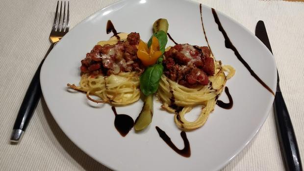 Spaghetti - Nester - Rezept - Bild Nr. 6823