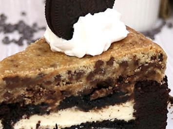 Brownie Cheesecake - Rezept - Bild Nr. 2