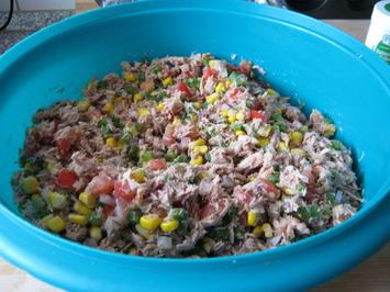 Rezept: Thunfisch~Salat