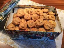 Cashew Plätzchen - süß und leicht salzig - Rezept - Bild Nr. 2