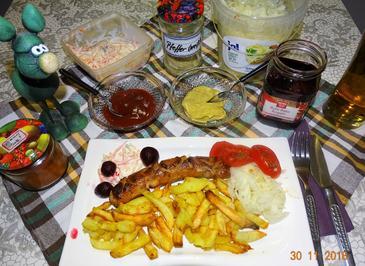 Koch-Sepps Pfefferwurst einfach schnell  - Rezept - Bild Nr. 6829