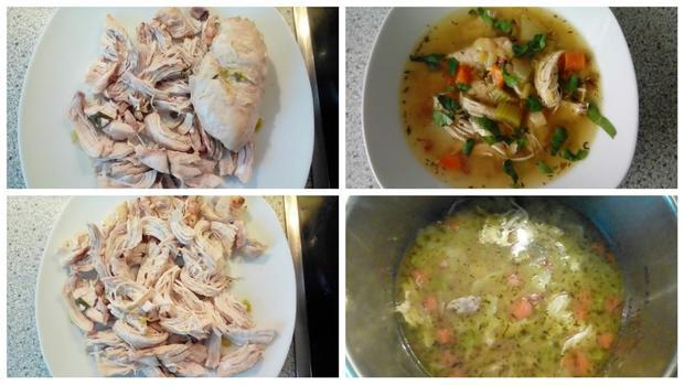 Hühnersuppe die etwas andere Variante - Rezept - Bild Nr. 6835