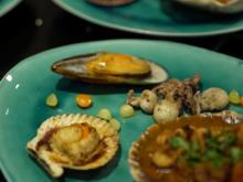"""""""Ein Tag am Meer"""": Mediterranes Pulpo-Ragout - gebratene Meeresfrüchte - Rezept - Bild Nr. 2"""