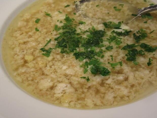 Suppen: Stracciatella - Rezept - Bild Nr. 6865