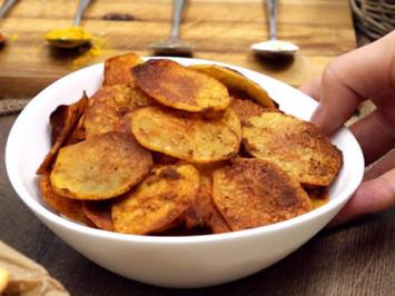 Zweierlei Chips - Rezept - Bild Nr. 2