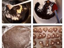 Braune Lebkuchen Plätzchen meiner Oma Grete - Rezept - Bild Nr. 6869