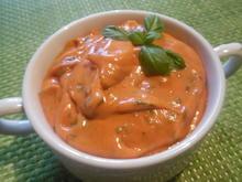Tomaten-Basilikum-Mayonnaise - Rezept - Bild Nr. 6872