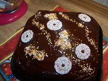 Glühwein Kuchen mit Schoko-Glühwein- Ganache - Rezept - Bild Nr. 6872
