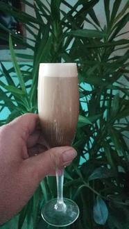 Bombardino Latte e Espresso - Rezept - Bild Nr. 6889