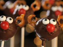Rentier Cakepops - Rezept - Bild Nr. 2