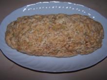 Sauerkraut-Stangenbrot - Rezept