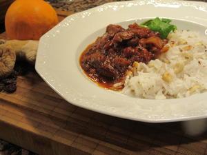 Fleisch: Orientalisch angehauchter Lammtopf mit Cashewreis - Rezept - Bild Nr. 6906