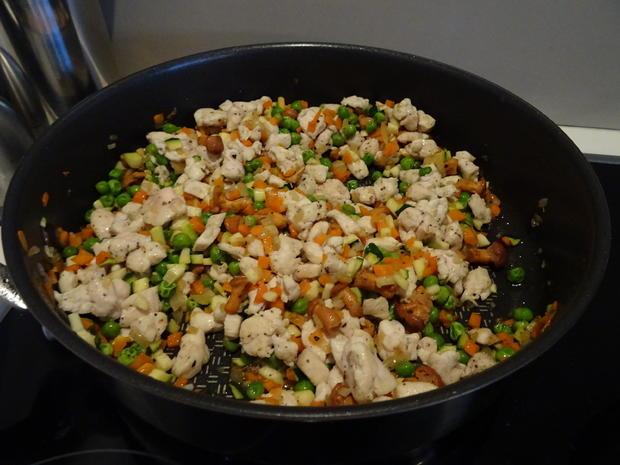 Gemüse-Hühnchen-Lasagne - Rezept - Bild Nr. 6911