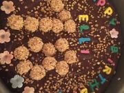 Haselnuss Browni Kuchen - Rezept - Bild Nr. 2