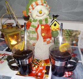 Rezept: Weihnachts-Punsch und Jahresend-Bowle