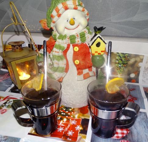 Weihnachts-Punsch und Jahresend-Bowle  - Rezept - Bild Nr. 6932