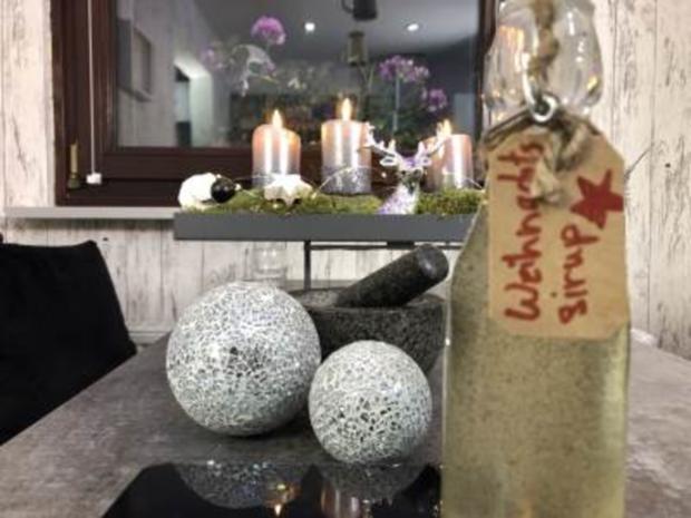 Weihnachtssirup - Rezept - Bild Nr. 6932