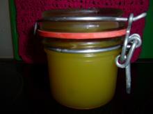 Gänseschmalz mit Apfel, Zwiebel, Majoran und Thymian - Rezept - Bild Nr. 2
