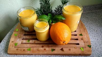 Orangen - Curd - Rezept - Bild Nr. 6936