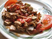 Rindfleischsalat auf pikante Art - Rezept - Bild Nr. 6939