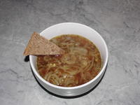 Suppen: Fränkische Zwiebelsuppe - Rezept - Bild Nr. 6944