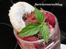 Dessert: Himbeereis aus Skyr - Rezept - Bild Nr. 7