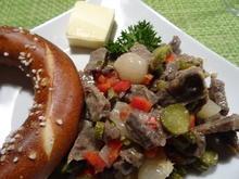 Rindfleisch-Salat - Rezept - Bild Nr. 6940