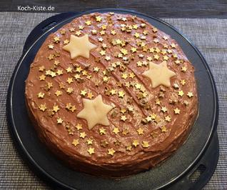 Rezept: Nougat-Buttercreme Torte