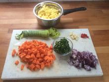 Kartoffelsuppe mit Würstchen - Rezept - Bild Nr. 6949